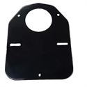 Picture of 866084 ROYAL ENFIELD BULLET TAIL LAMP BRACKET BLACK