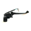 Picture of 800329 LEFT HAND BRAKE LEVER ASSY PEUGEOT SUM UP 125
